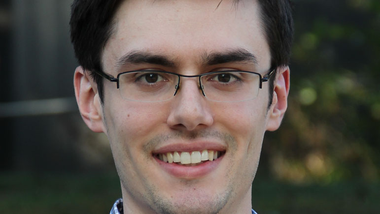 Charles Blouin, cofondateur de Tyto Robotics