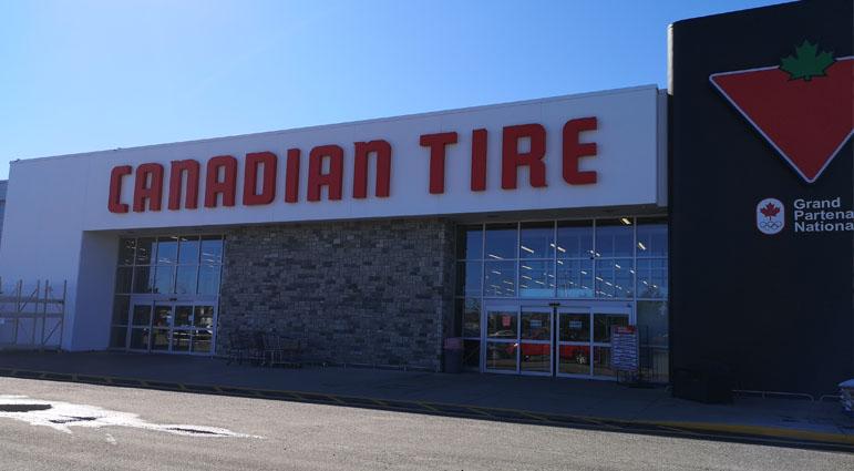 Canadian tire Buckingham