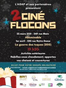 Rue Notre-Dame - 1 avril 2021